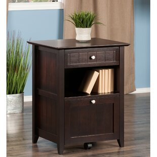Bonanno 2-Drawer Vertical Filing Cabinet by Charlton Home