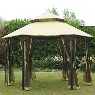 Mosquito Netting for Southbay Easy Setup Gazebo by Sunjoy