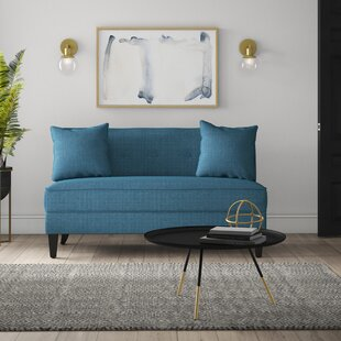 Buy luxury Perseus Loveseat by Mercury Row Reviews (2019) & Buyer's Guide