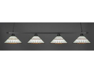 Red Barrel Studio Belden 4-Light Billiard Pendant