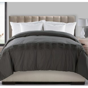 Ultra Pintuck Fill Power Down Alternative Comforter