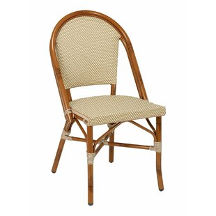 Bistro Stacking Patio Dining Chair