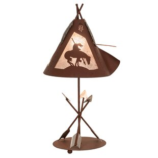 Trail's End 27 Table Lamp