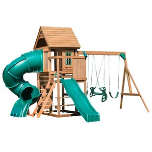Swing-n-Slide Tremont Swing Set