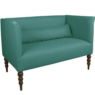 Bainton Linen Upholstered Settee