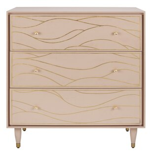 Clarkfield Wave 2 Drawer Chest by House of Hampton