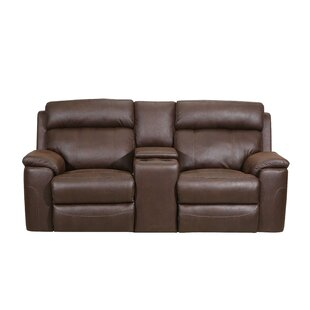 Cousar Motion Reclining Loveseat by Winston Porter