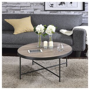 Weedman Coffee Table By Union Rustic