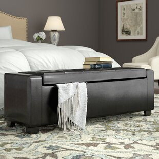 Byram Upholstered Storage Bench
