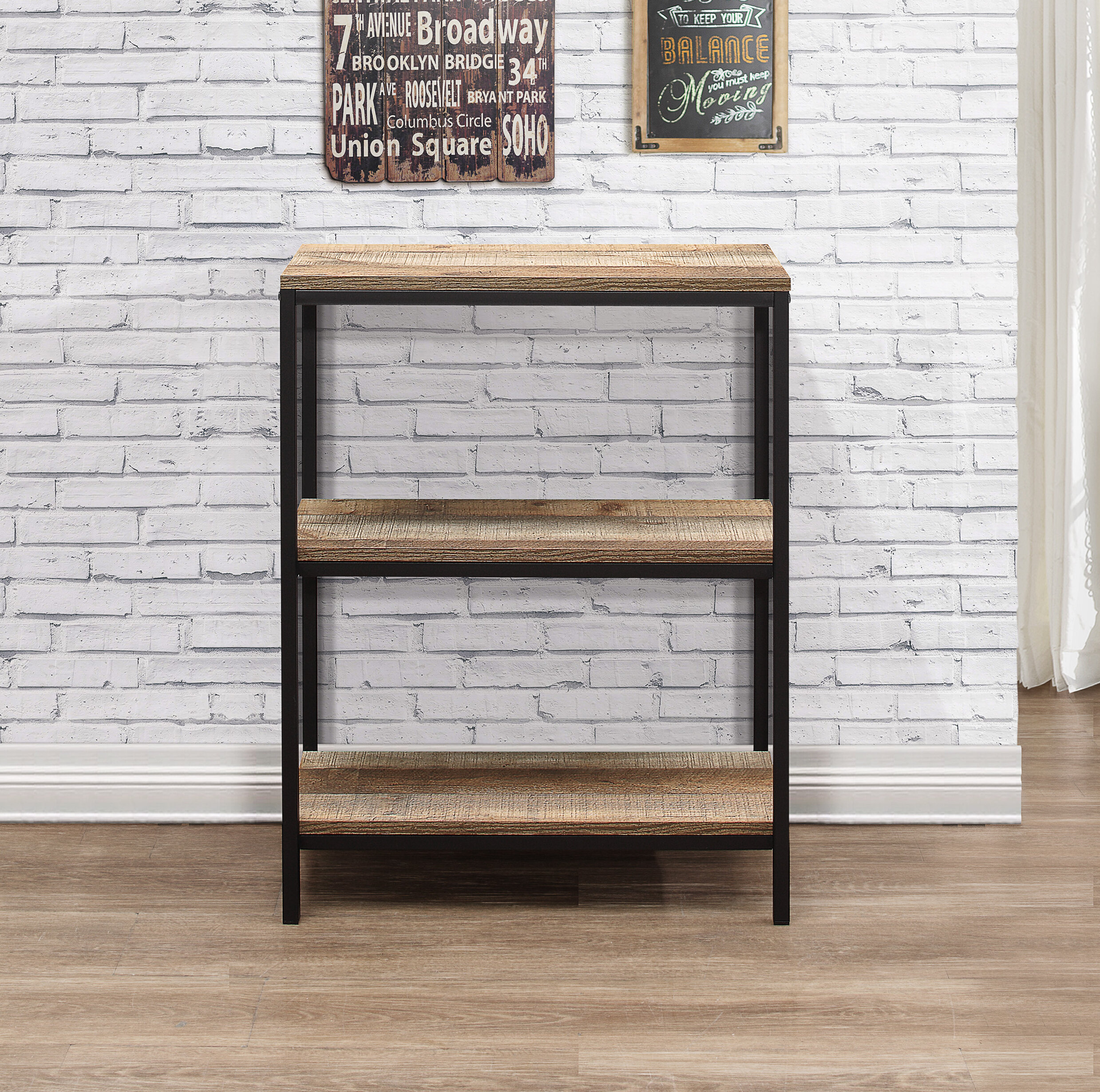 Williston Forge Bücherregal Amesbury & Bewertungen | Wayfair.de