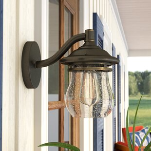 Vineleaf Outdoor Wall Lantern