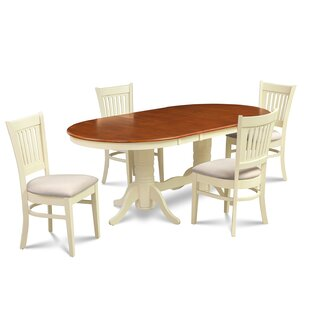 Schacht Traditional 5 Piece Solid Wood Di..