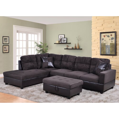 Wondrous Aiden Sectional With Ottoman Gmtry Best Dining Table And Chair Ideas Images Gmtryco