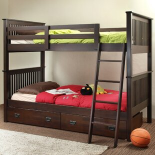 Jace Twin over Twin Bunk Bed
