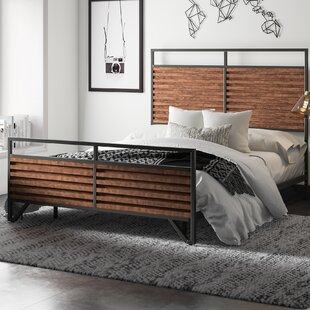Looking for Bourdon Sleigh Bed by Mercury Row Reviews (2019) & Buyer's Guide