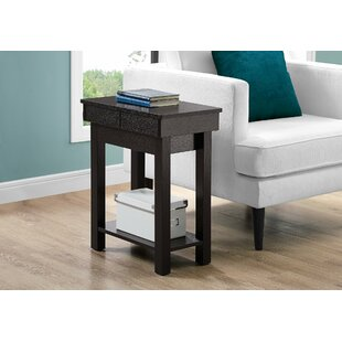 Meachum End Table by Winston P..