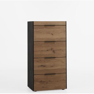 Yoris 4 Drawer Chest By SCHÖNER WOHNEN-Kollektion