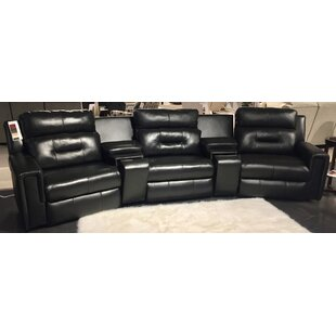 Southern Motion Excel Home Theater Sectional