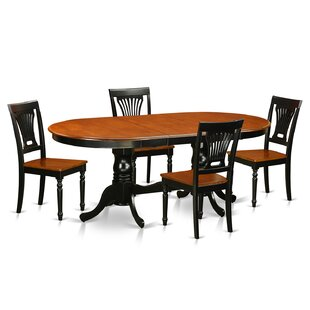 Germantown 5 Piece Dining Set DarHome Co