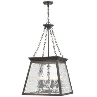 Charlton Home Flitwick 6-Light Lantern Chandelier