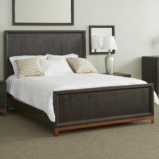 Gracie Oaks Loyd Panel Bed