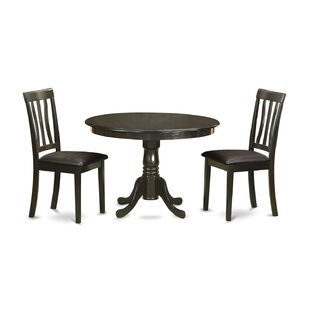 Artin 3 Piece Dining Set