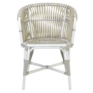 Balance Patio Dining Chair by Bungalow Rose