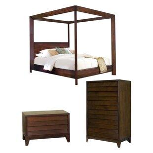 Home Image Island Canopy Configurable Bedroom Set