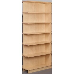Read Reviews Library Adder Single Face Standard Bookcase by Stevens ID Systems