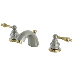 Comparison Victorian Widespread Bathroom Faucet with Drain Assembly ByKingston Brass