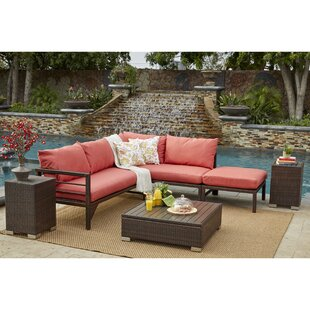 Sarver 3 Piece Conversation Set with Cushions