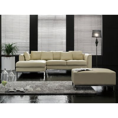 Leather Sectional Sofas You Ll Love In 2019 Wayfair