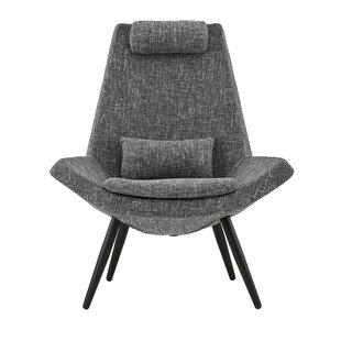 Sease Lounge Chair by Wrou..