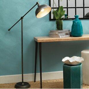 Look for Damari 53.5 Task Floor Lamp By Mistana
