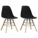 Leighton Side Chair in (Set of 2) by George Oliver