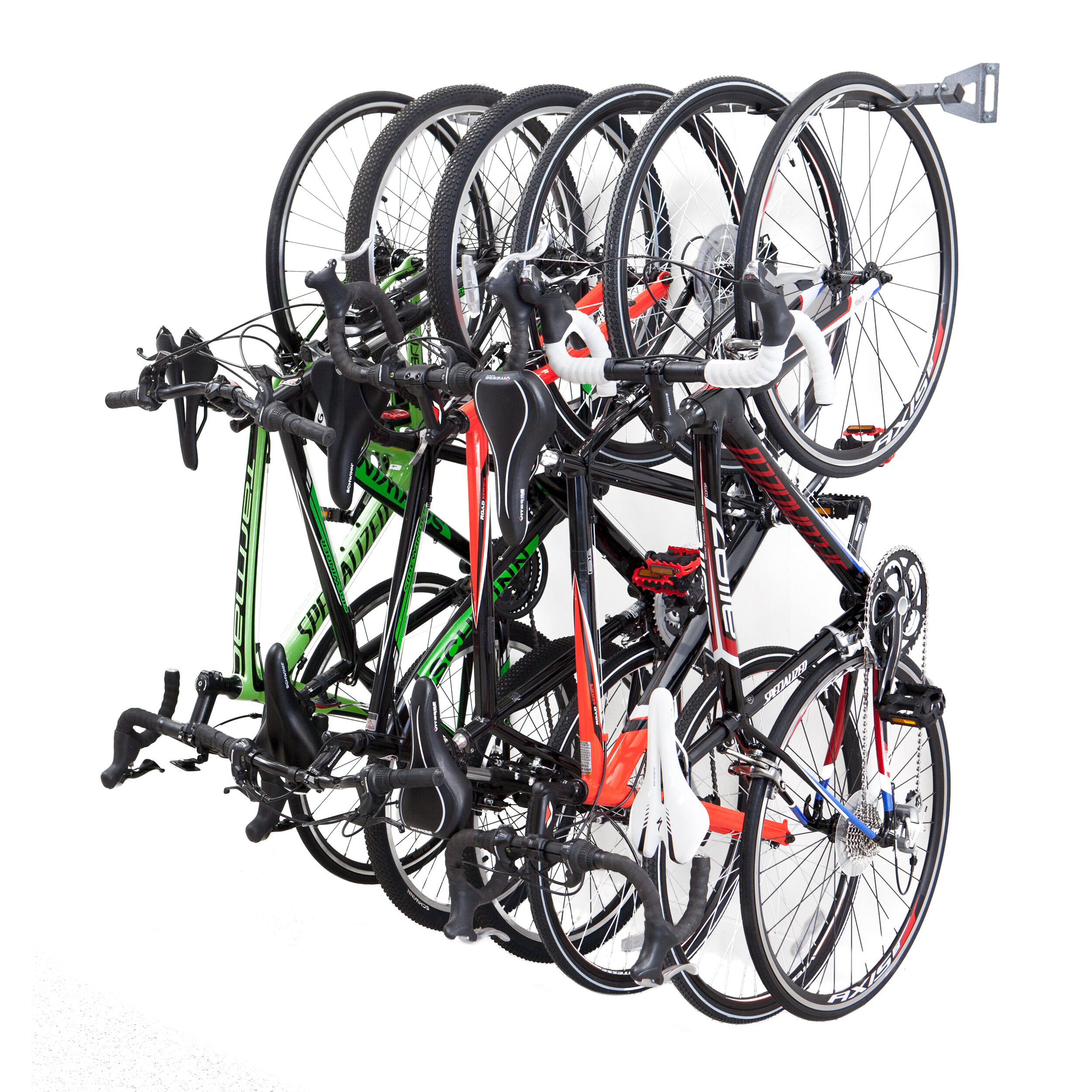 garage with mount nz bike of size mom awesome wall racks bicycle ceilings your organized contemporary ceiling organize full solutions storage the for