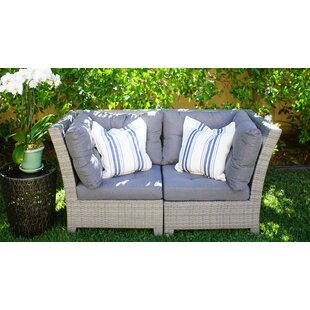 Dowdy Loveseat with Cushions