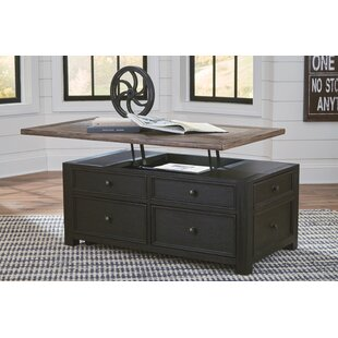 Compare prices Edmore Coffee Table By Canora Grey