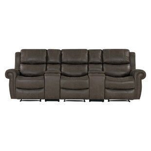 3 Seat Rolled Arm Wall Hugger Recliner Sofa
