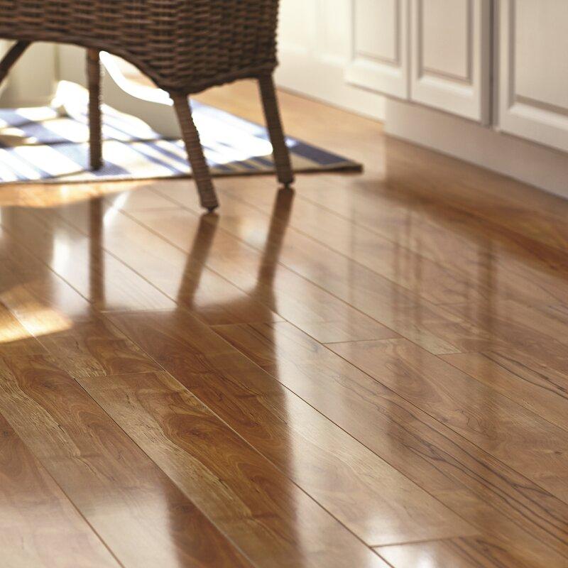 Alcott Hill Glencoe 5 X 48 X 14 3mm Laminate Flooring Reviews Wayfair