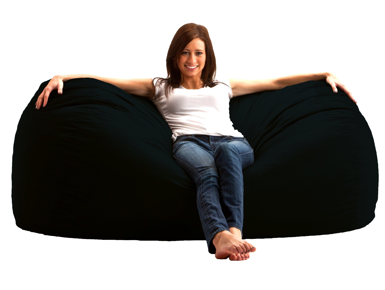 Oversized Bean Bag Chairs You Ll Love Wayfair. Sofa Bean Bag