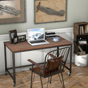 Lars Rolling Credenza desk