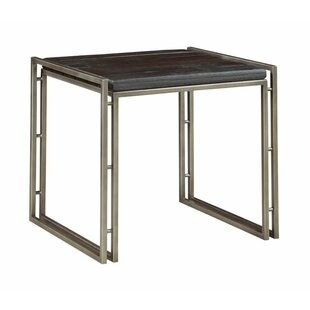 Compare & Buy Daisy End Table by 17 Stories