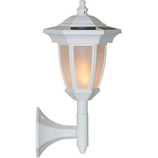 Kinzie 1-Light LED 63cm Post Light By Marlow Home Co.
