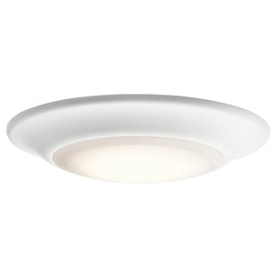 LED 1 Light Flush Mount by..