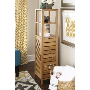 Reviews Avella 13 W x 46.5 H Linen Tower ByAndover Mills