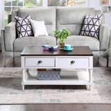 Januario Lift Top Coffee Table with Storage by Rosalind Wheeler