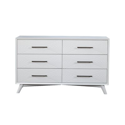 Mcelrath 6 Drawer Dresser