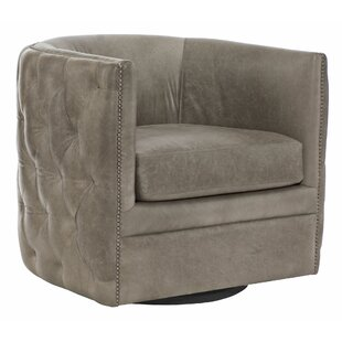 Palazzo Swivel Barrel Chair by..