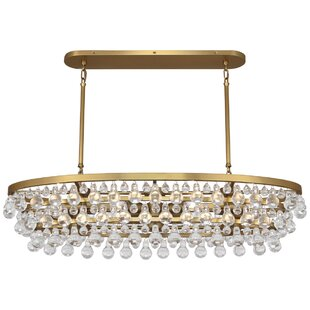 Robert Abbey Bling 8-Light Drum Chandelier